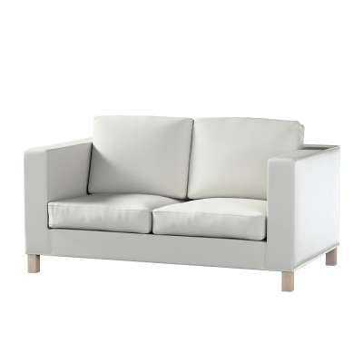 Pokrowiec na sofę Karlanda 2-osobową nierozkładaną, krótki w kolekcji Bergen, tkanina: 161-84