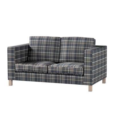Karlanda klädsel<br>2-sits soffa - kort klädsel i kollektionen Edinburgh, Tyg: 703-16