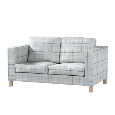 Potah na pohovku IKEA  Karlanda 2-místná, krátký v kolekci Edinburgh, látka: 703-18