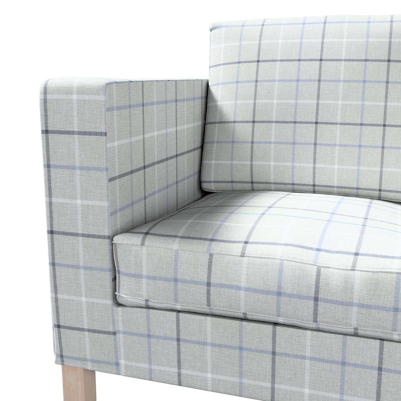 Bezug für Karlanda 2-Sitzer Sofa nicht ausklappbar, kurz von der Kollektion Edinburgh , Stoff: 703-18
