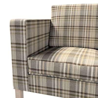 Karlanda klädsel<br>2-sits soffa - kort klädsel i kollektionen Edinburgh, Tyg: 703-17