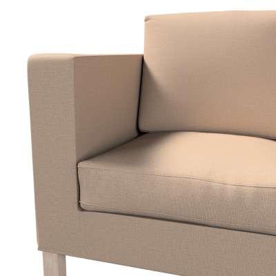 Pokrowiec na sofę Karlanda 2-osobową nierozkładaną, krótki w kolekcji Bergen, tkanina: 161-75