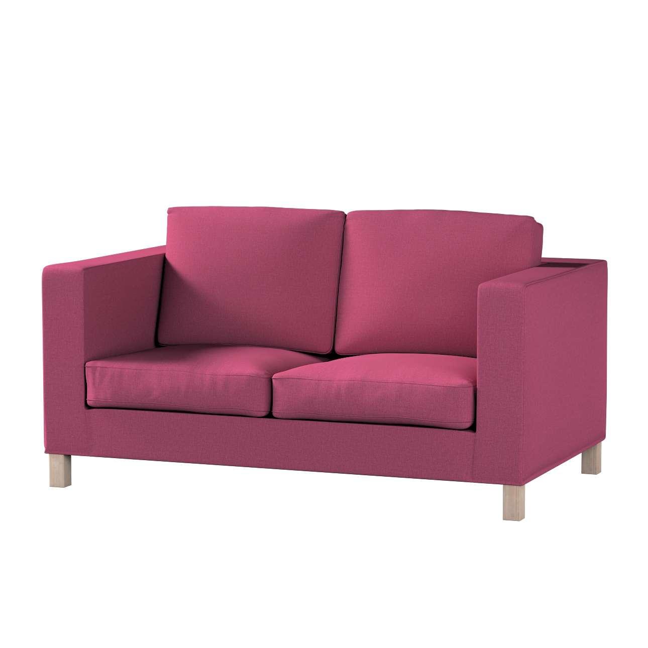 Huzat Karlanda 2-üléses kanapéra, nem kinyitható, rövid a kollekcióból Living Bútorszövet, Dekoranyag: 160-44