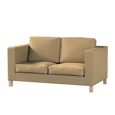 Bezug für Karlanda 2-Sitzer Sofa nicht ausklappbar, kurz von der Kollektion Living, Stoff: 161-50