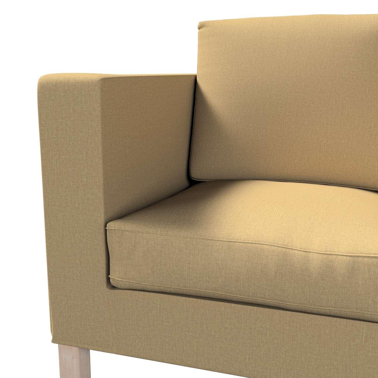 Huzat Karlanda 2-üléses kanapéra, nem kinyitható, rövid a kollekcióból Living Bútorszövet, Dekoranyag: 161-50