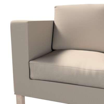 Bezug für Karlanda 2-Sitzer Sofa nicht ausklappbar, kurz von der Kollektion Living, Stoff: 161-53