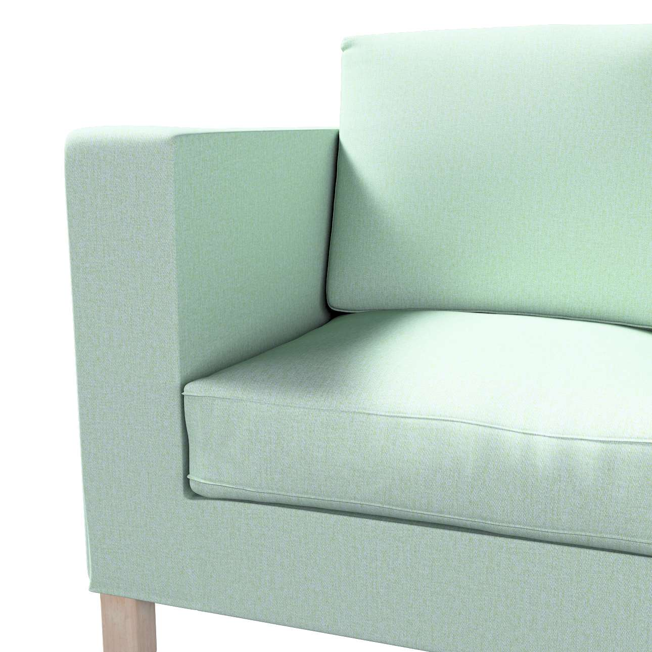 Karlanda klädsel<br>2-sits soffa - kort klädsel i kollektionen Living, Tyg: 161-61