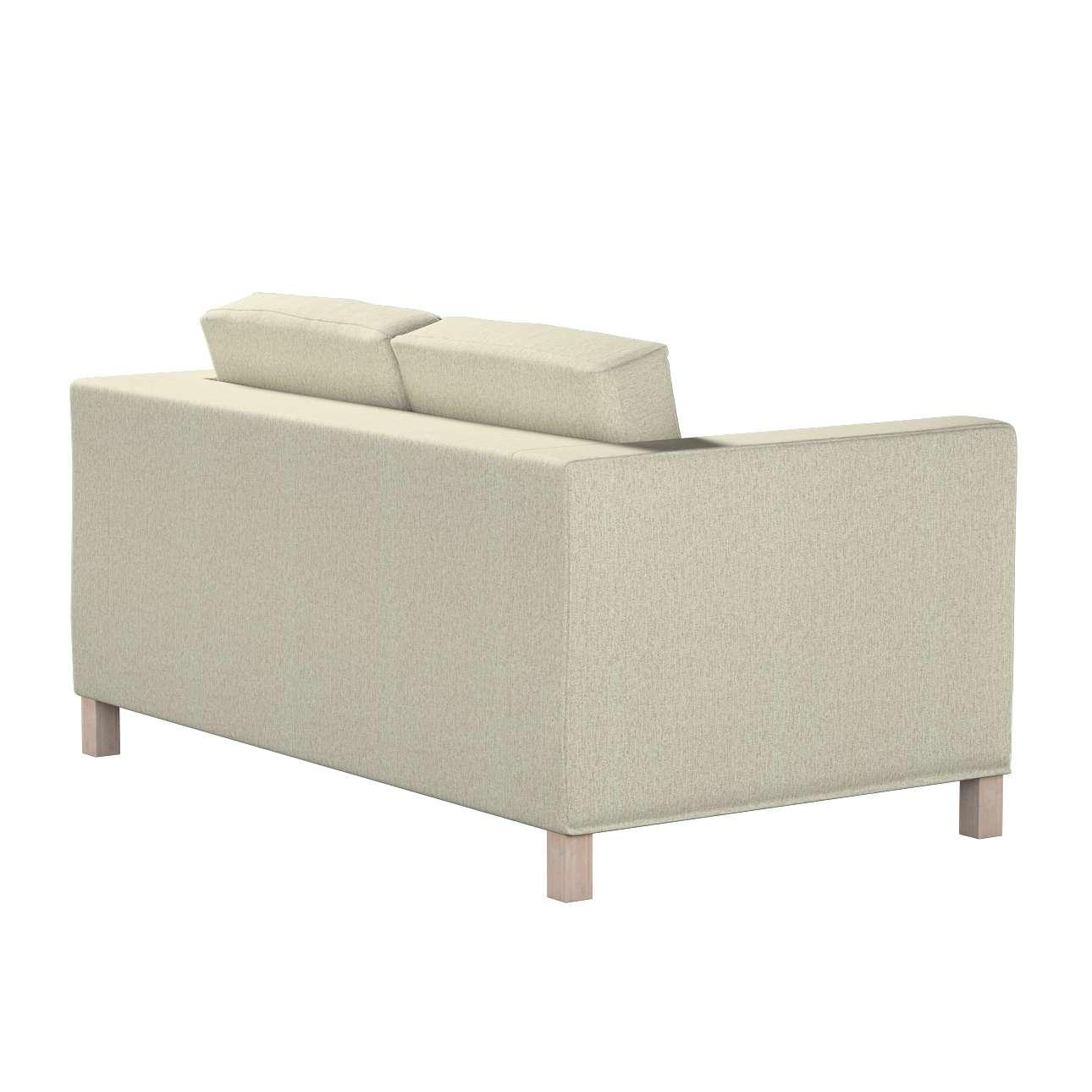 Bezug für Karlanda 2-Sitzer Sofa nicht ausklappbar, kurz von der Kollektion Living, Stoff: 161-62