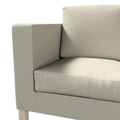 Pokrowiec na sofę Karlanda 2-osobową nierozkładaną, krótki w kolekcji City, tkanina: 704-80