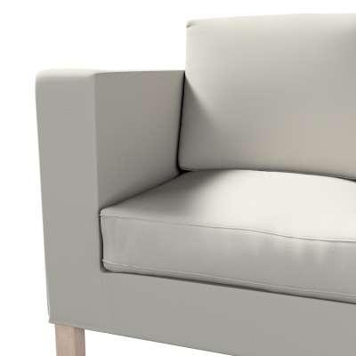 Pokrowiec na sofę Karlanda 2-osobową nierozkładaną, krótki w kolekcji Living, tkanina: 161-54