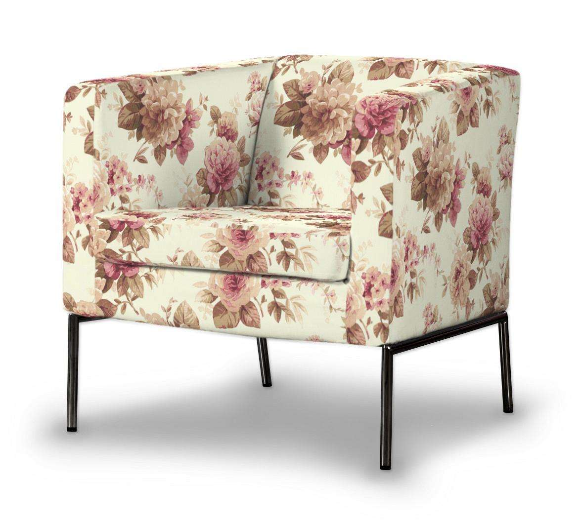 Pokrowiec na fotel Klappsta Fotel Klappsta w kolekcji Mirella, tkanina: 141-06