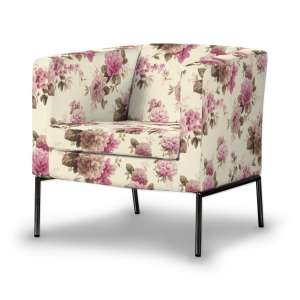 Pokrowiec na fotel Klappsta Fotel Klappsta w kolekcji Mirella, tkanina: 141-07