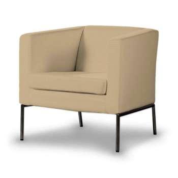 KLAPPSTA fotelio užvalkalas KLAPPSTA fotelio užvalkalas kolekcijoje Cotton Panama, audinys: 702-01