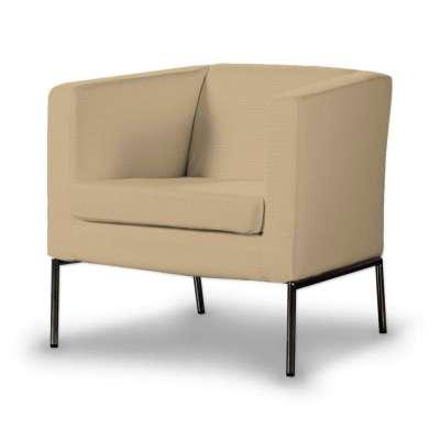 KLAPPSTA fotelio užvalkalas kolekcijoje Cotton Panama, audinys: 702-01