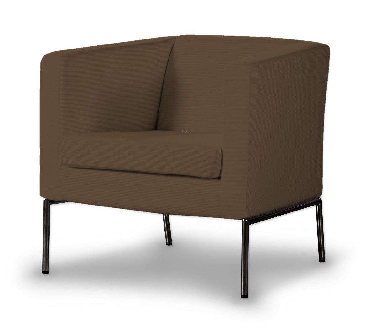 Pokrowiec na fotel Klappsta Fotel Klappsta w kolekcji Cotton Panama, tkanina: 702-02