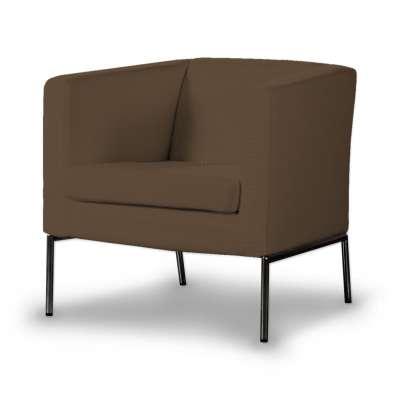 Pokrowiec na fotel Klappsta w kolekcji Cotton Panama, tkanina: 702-02