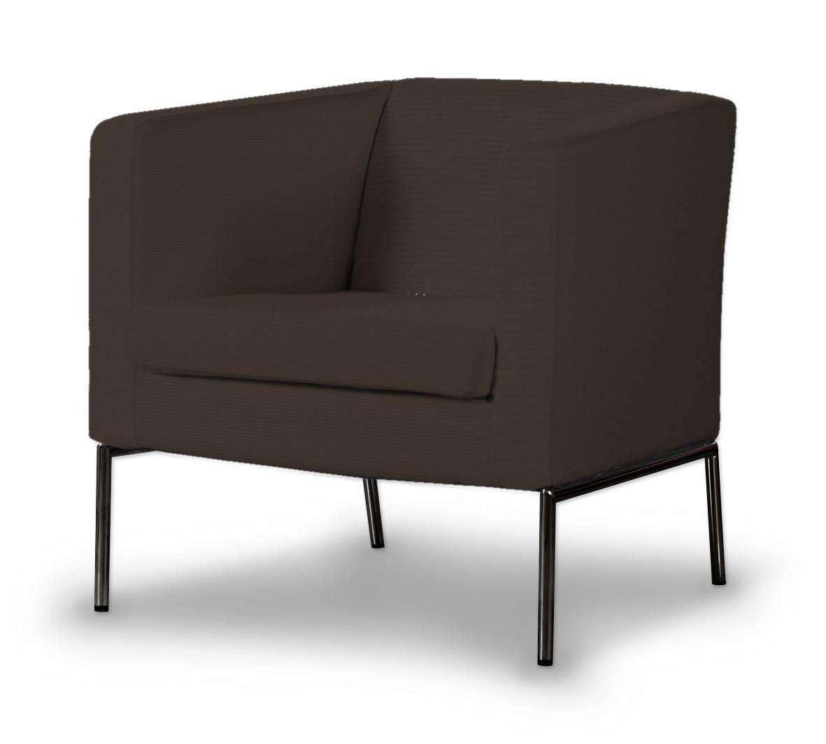 KLAPPSTA fotelio užvalkalas KLAPPSTA fotelio užvalkalas kolekcijoje Cotton Panama, audinys: 702-03