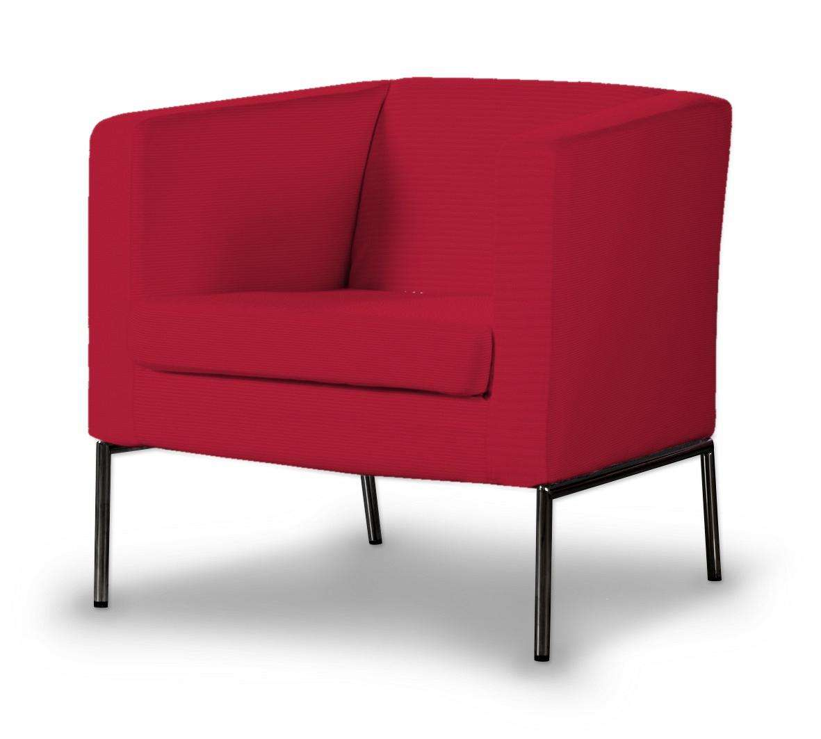 KLAPPSTA fotelio užvalkalas KLAPPSTA fotelio užvalkalas kolekcijoje Cotton Panama, audinys: 702-04