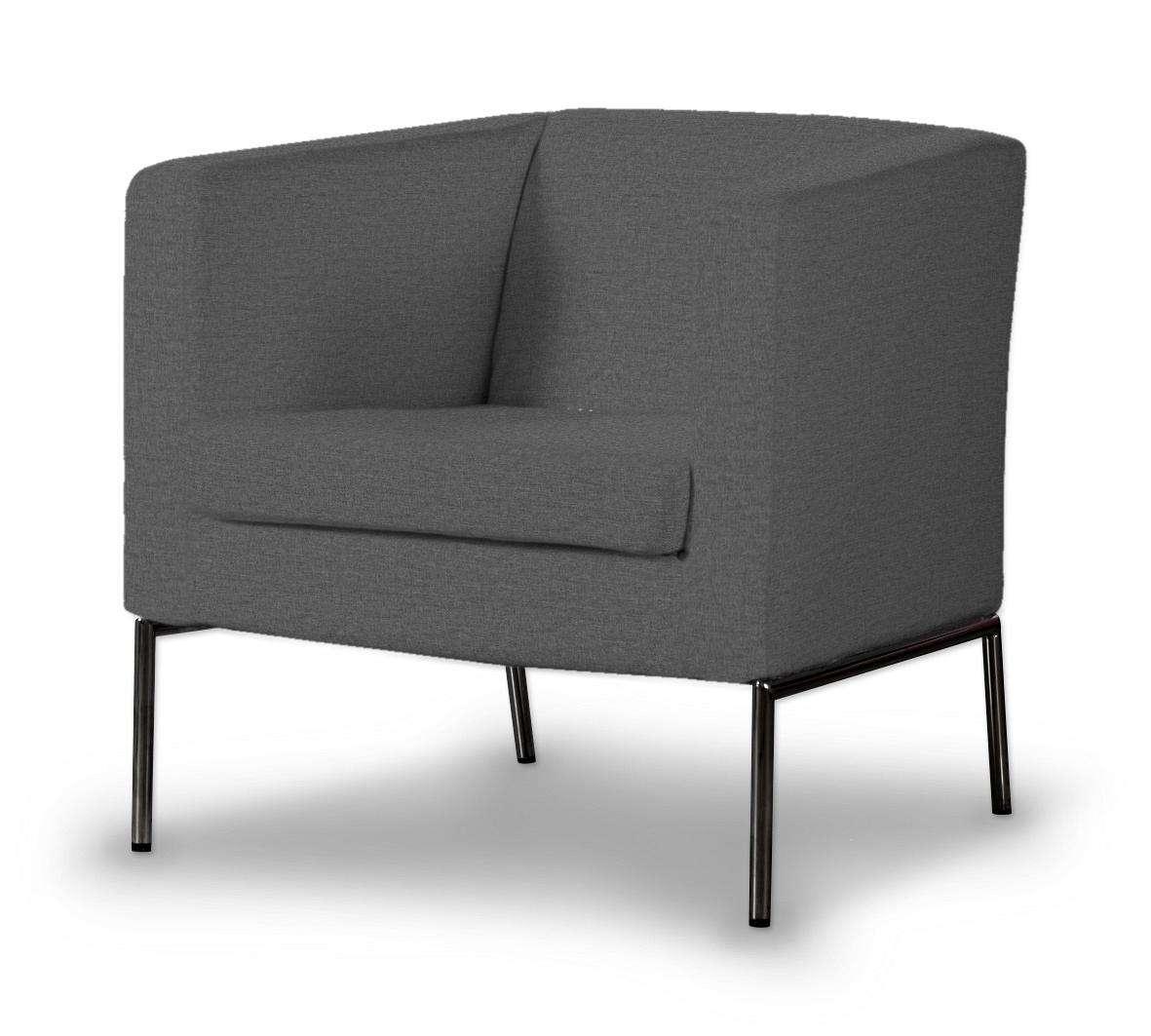 KLAPPSTA fotelio užvalkalas KLAPPSTA fotelio užvalkalas kolekcijoje Edinburgh , audinys: 115-77