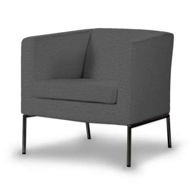 Pokrowiec na fotel Klappsta w kolekcji Edinburgh, tkanina: 115-77