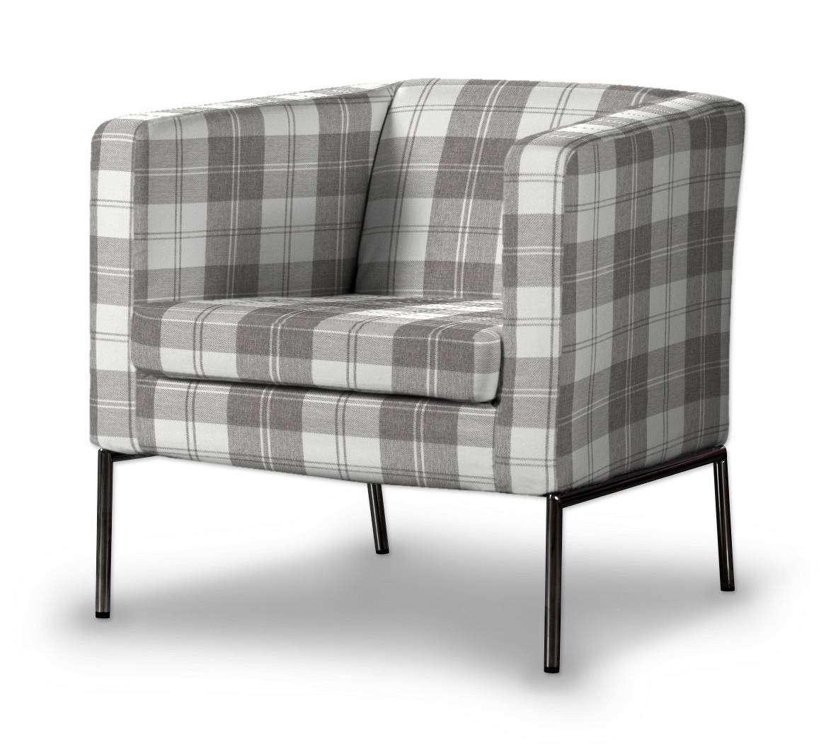 KLAPPSTA fotelio užvalkalas KLAPPSTA fotelio užvalkalas kolekcijoje Edinburgh , audinys: 115-79