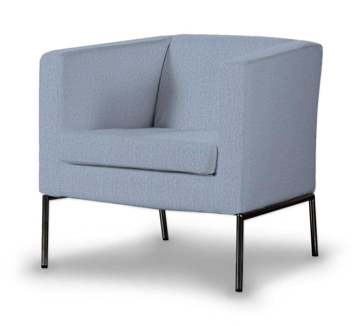 KLAPPSTA fotelio užvalkalas KLAPPSTA fotelio užvalkalas kolekcijoje Chenille, audinys: 702-13