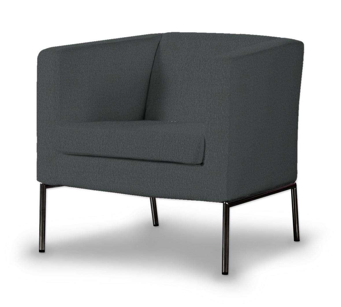 Pokrowiec na fotel Klappsta Fotel Klappsta w kolekcji Chenille, tkanina: 702-20