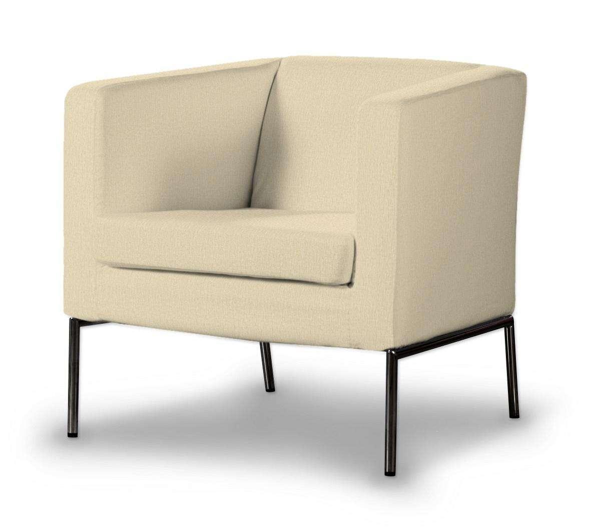 Klappsta lænestol fra kollektionen Chenille, Stof: 702-22