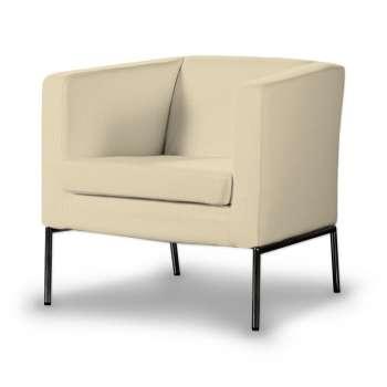 KLAPPSTA fotelio užvalkalas kolekcijoje Chenille, audinys: 702-22