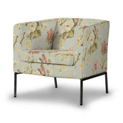 Pokrowiec na fotel Klappsta w kolekcji Londres, tkanina: 123-65