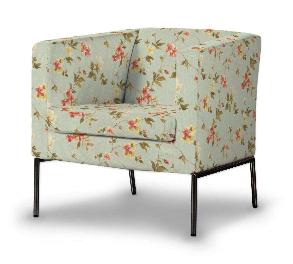 Pokrowiec na fotel Klappsta Fotel Klappsta w kolekcji Londres, tkanina: 124-65