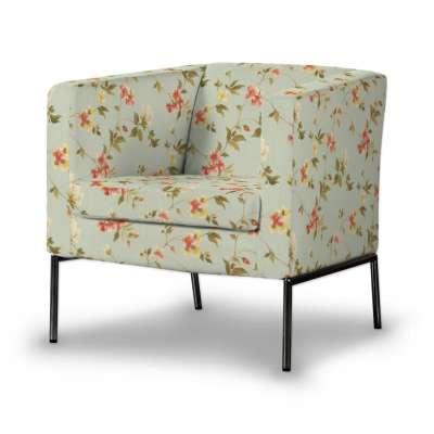 KLAPPSTA fotelio užvalkalas kolekcijoje Londres, audinys: 124-65