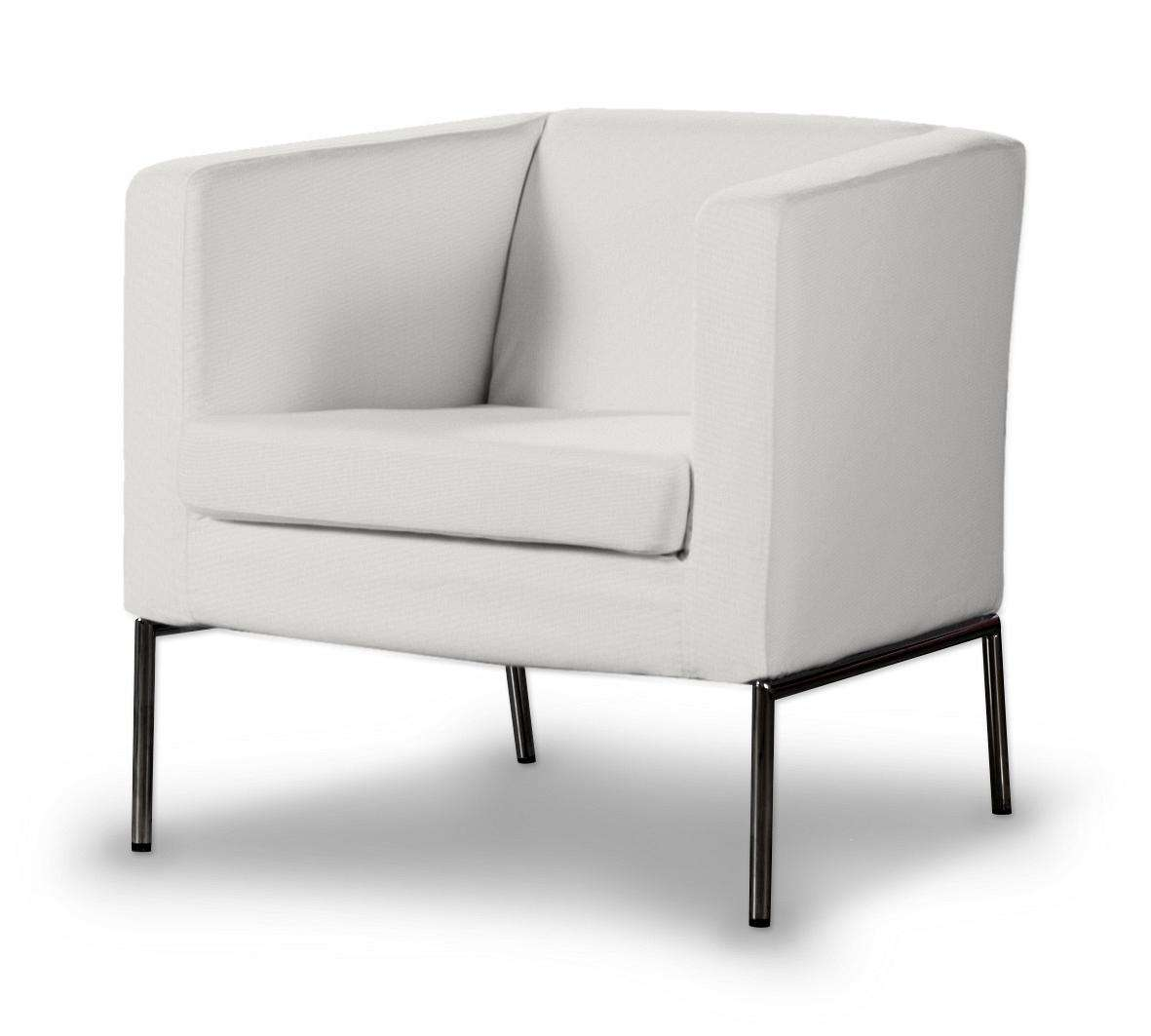Klappsta betræk lænestol fra kollektionen Etna, Stof: 705-01