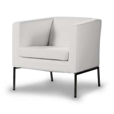 KLAPPSTA fotelio užvalkalas kolekcijoje Etna, audinys: 705-01