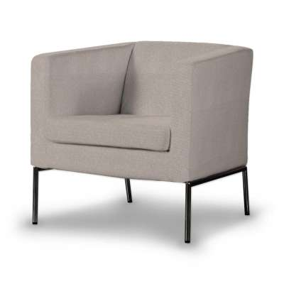 KLAPPSTA fotelio užvalkalas kolekcijoje Etna, audinys: 705-09