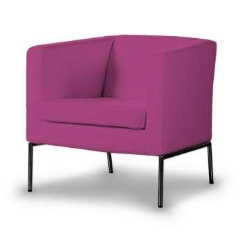 KLAPPSTA fotelio užvalkalas kolekcijoje Etna , audinys: 705-23