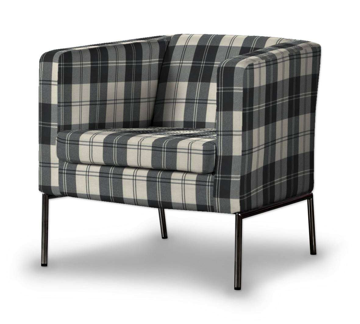 Pokrowiec na fotel Klappsta Fotel Klappsta w kolekcji Edinburgh, tkanina: 115-74