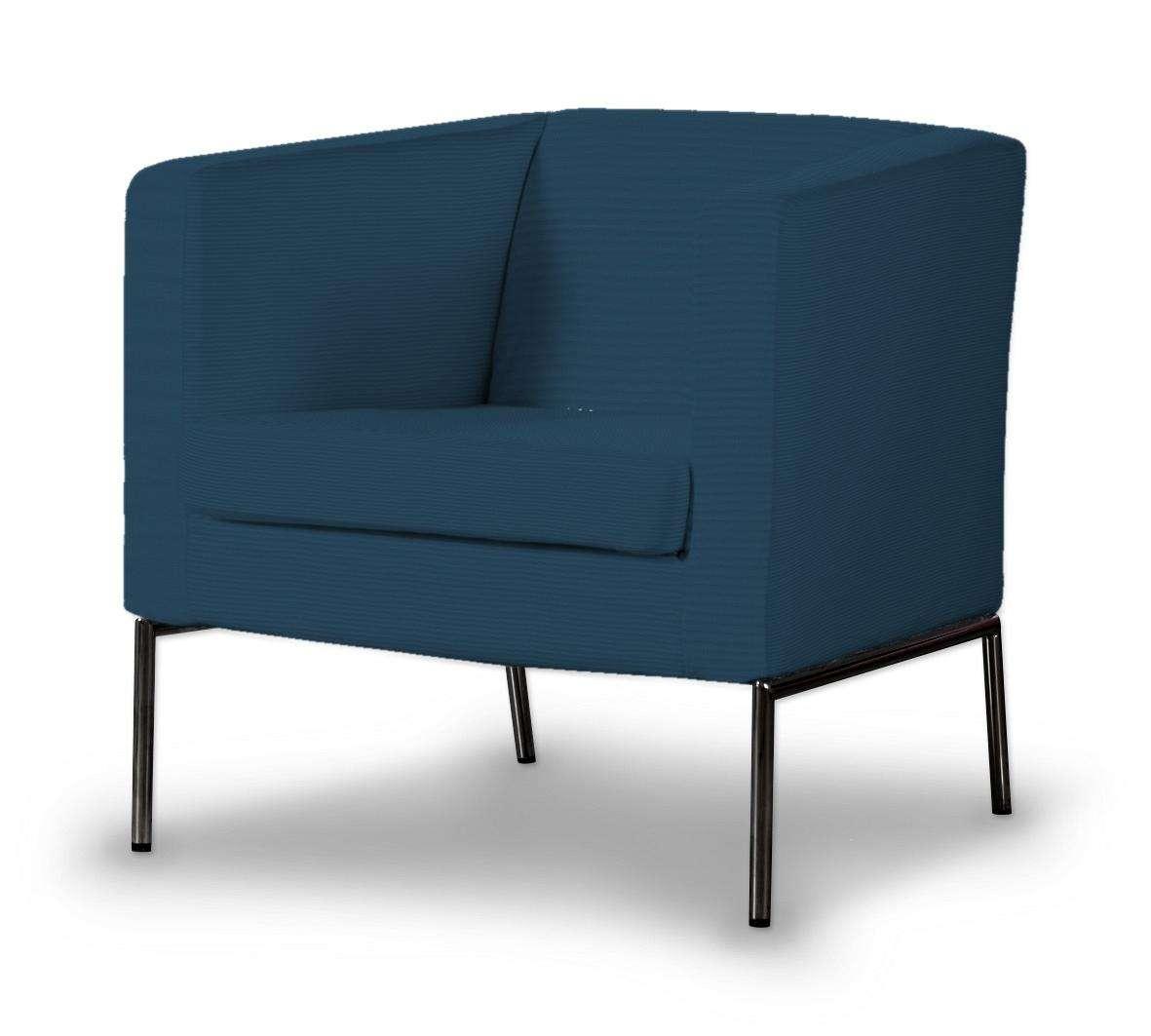 KLAPPSTA fotelio užvalkalas KLAPPSTA fotelio užvalkalas kolekcijoje Cotton Panama, audinys: 702-30