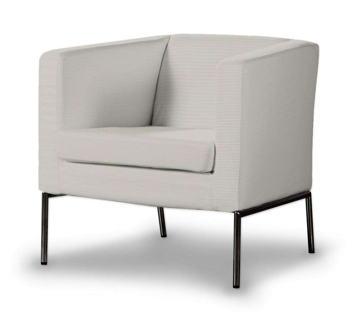Klappsta betræk lænestol fra kollektionen Cotton Panama, Stof: 702-31