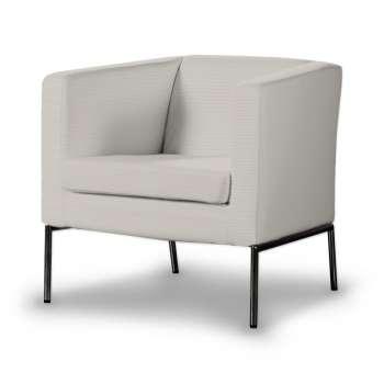Pokrowiec na fotel Klappsta Fotel Klappsta w kolekcji Cotton Panama, tkanina: 702-31