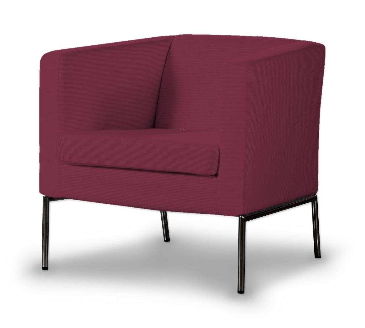 KLAPPSTA fotelio užvalkalas KLAPPSTA fotelio užvalkalas kolekcijoje Cotton Panama, audinys: 702-32