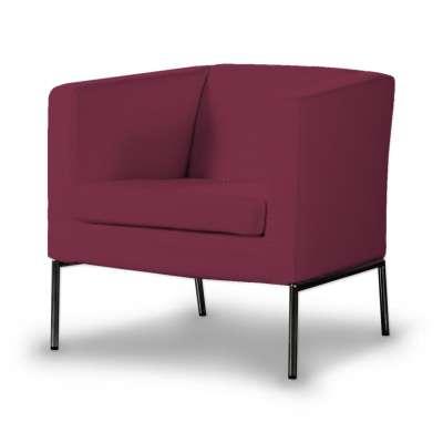 KLAPPSTA fotelio užvalkalas kolekcijoje Cotton Panama, audinys: 702-32