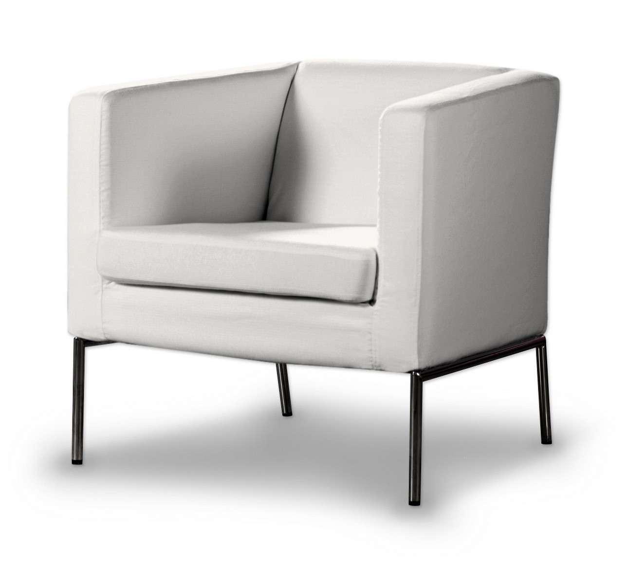 KLAPPSTA fotelio užvalkalas kolekcijoje Cotton Panama, audinys: 702-34