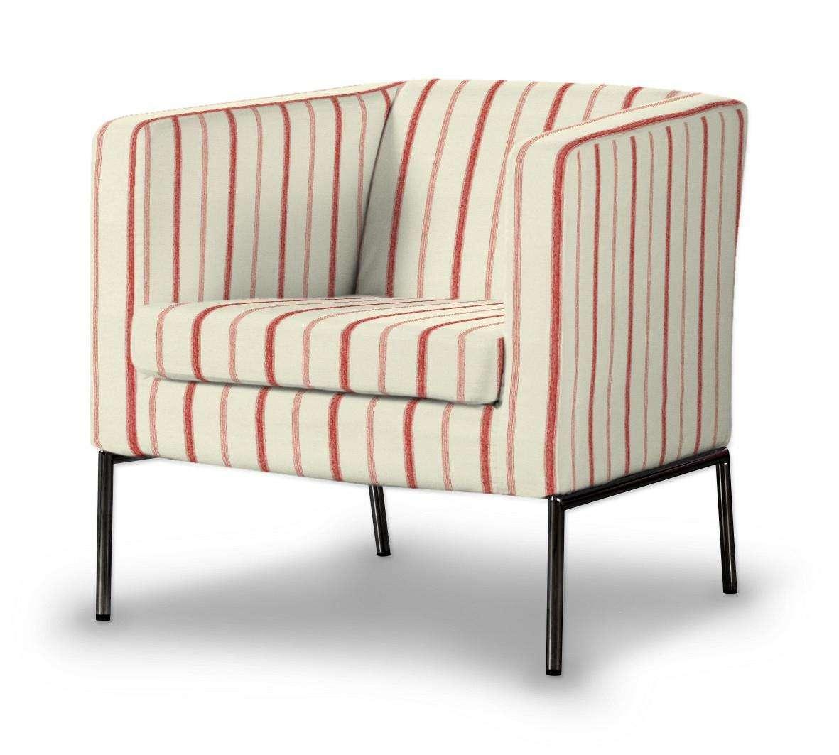 Pokrowiec na fotel Klappsta Fotel Klappsta w kolekcji Avinon, tkanina: 129-15