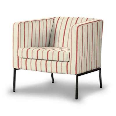 KLAPPSTA fotelio užvalkalas kolekcijoje Avinon, audinys: 129-15