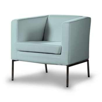 Pokrowiec na fotel Klappsta w kolekcji Cotton Panama, tkanina: 702-10