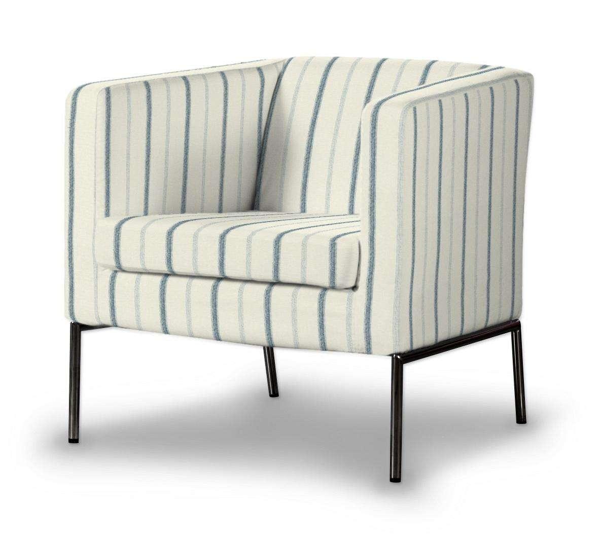 Pokrowiec na fotel Klappsta Fotel Klappsta w kolekcji Avinon, tkanina: 129-66