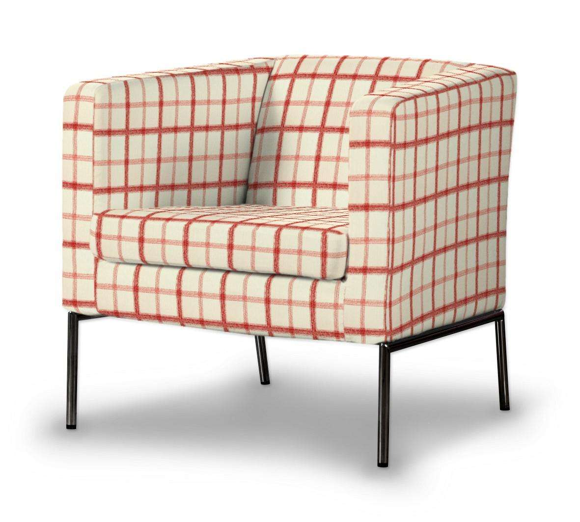Pokrowiec na fotel Klappsta Fotel Klappsta w kolekcji Avinon, tkanina: 131-15