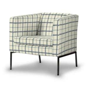 Pokrowiec na fotel Klappsta Fotel Klappsta w kolekcji Avinon, tkanina: 131-66