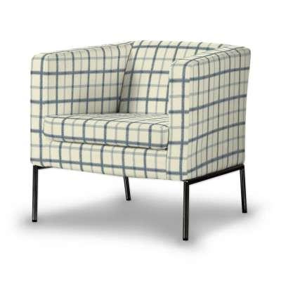 KLAPPSTA fotelio užvalkalas kolekcijoje Avinon, audinys: 131-66